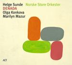 Helge Sunde Norske Store Orkester: Denada