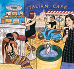 Various Artists: Italian Cafe
