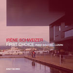 "Read ""First Choice - Piano Solo KKL Luzern"" reviewed by Nic Jones"