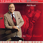Jimmy Amadie Trio: Live at Red Rock Studio: A Tribute to Tony Bennett