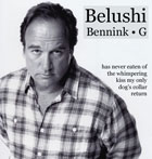 Jim Belushi: Has Never Eaten of the Whimpering Kiss My Only Dog