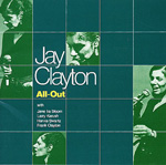 Album All Out by Jay Clayton