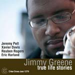 Jimmy Greene: True Life Stories