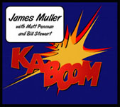 "Read ""Kaboom"" reviewed by John Kelman"