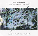 John O'Gallagher/Masa Kamaguchi/Jay Rosen: Rules of Invisibility Volume 1