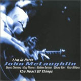 John McLaughlin and The Heart of Things: Live In Paris