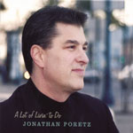 Jonathan Poretz: A Lot of Livin' to Do