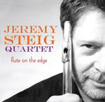 Album Flute On The Edge by Jeremy Steig