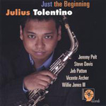 Julius Tolentino: Just the Beginning