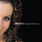 Album Easy On The Heart by Judy Wexler