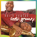 Album Feelin' Groovy by Keith Newton