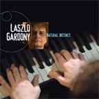 Album Natural Instinct by Laszlo Gardony