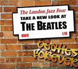 London Jazz Four: Take a New Look at the Beatles