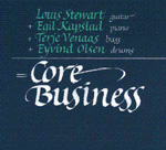 Album Core Business by Louis Stewart
