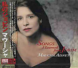 Songs I Learned From Jobim by Maucha Adnet