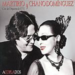 Martirio & Chano Dominguez: Martirio & Chano Dominguez: Acoplados