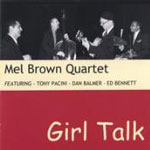 Album Girl Talk by Mel Brown