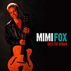 Album She's the Woman by Mimi Fox