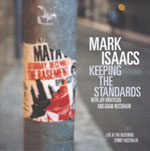 Mark Isaacs: Keeping the Standards