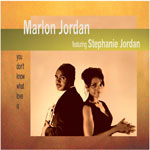 Album You Don by Marlon Jordan