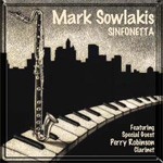 Album Sinfonetta by Mark Sowlakis