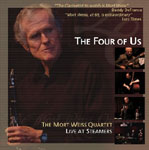 "Read ""The Four of Us: Live at Steamers"" reviewed by George Harris"