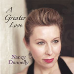 Album A Greater Love by Nancy Donnelly