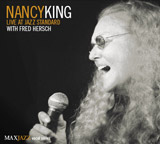 Album Live At Jazz Standard by Nancy King