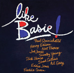 "Read ""Like Basie"" reviewed by Nic Jones"