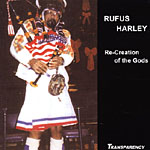 Album Re-Creation of the Gods by Rufus Harley