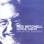 Album Live at Port Townsend by Red Mitchell