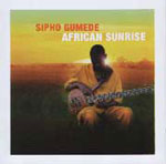 Album African Sunrise by Sipho Gumede