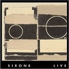 Album Live by Sirone
