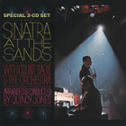 Frank Sinatra with The Count Basie Orchestra: Sinatra at the Hands