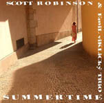 Album Summertime by Scott Robinson