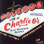 "Read ""Live at Charlie O's"" reviewed by Jack Bowers"