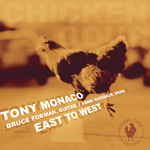 Album East to West by Tony Monaco