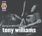 Tony Williams: Mosaic Select 24 by Tony Williams