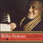 JazzSpirit, Volumes 1 & 2 by Willie Pickens