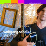 Album Space Messengers by Wolfgang Schalk