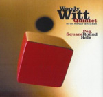 Album Square Peg, Round Hole by Woody Witt
