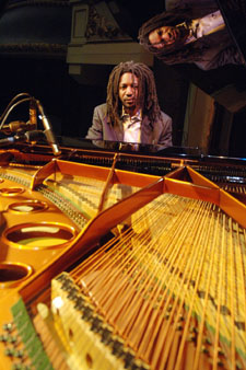 Progressive Jazz Pianist Elio Villafrana Was a Featured Guest on the Producer's Corner with Spud Too Tight
