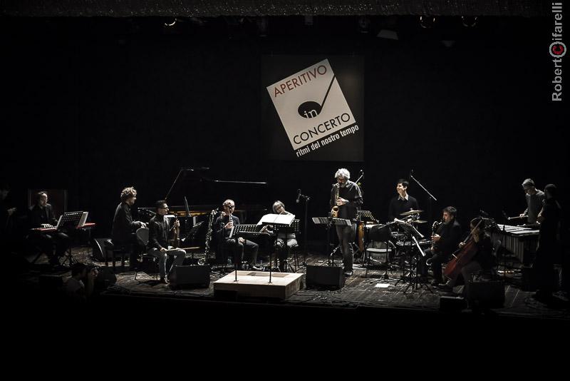 Tim Berne & Snakeoil feat. Sentieri Selvaggi Ensemble al Teatro Manzoni di Milano