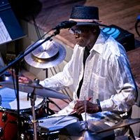 "Read ""Celebrating Andrew Cyrille at the 2019 Vision Festival"" reviewed by Dave Kaufman"
