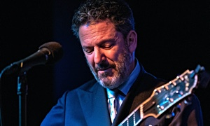 Read John Pizzarelli Trio at Keystone Korner