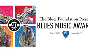 Read 40th Annual Blues Music Awards at Cook Convention Center