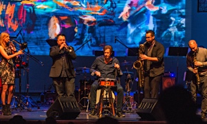 Tommy Igoe and the Birdland All Stars at the Sandler Center for the Arts