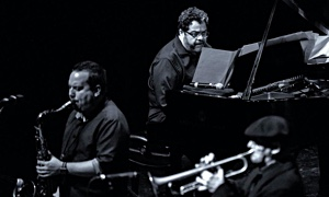 Read Arturo O'Farrill and the Afro Latin Jazz Orchestra at the Sandler Center
