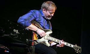Read Dave Stryker: Guitars, Organs & Eight-Tracks