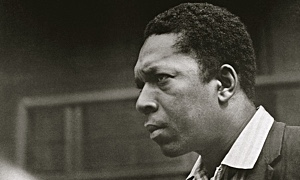 Interview with John Coltrane and the Meaning of Life